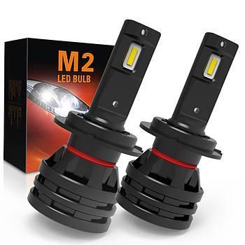 Світлодіодні автомобільні лампи M2-H7 Led