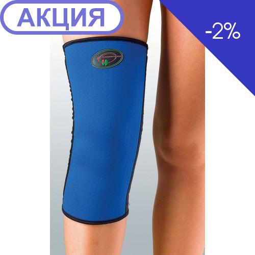 Еластичний Бандаж для середньої фіксації коліна Реабілітімед ДО-1У