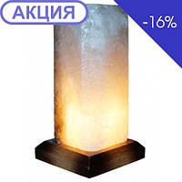 Соляной светильник Прямоугольник 4-5 кг