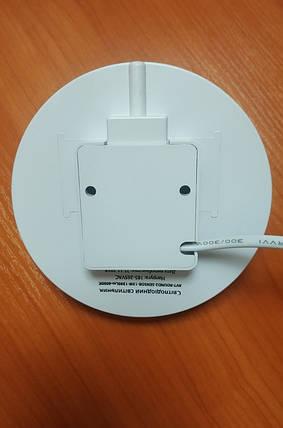 Світлодіодний світильник для ЖКГ з датчиком руху Round sensor 13W круглий 6000К IP65 Код.59809, фото 2