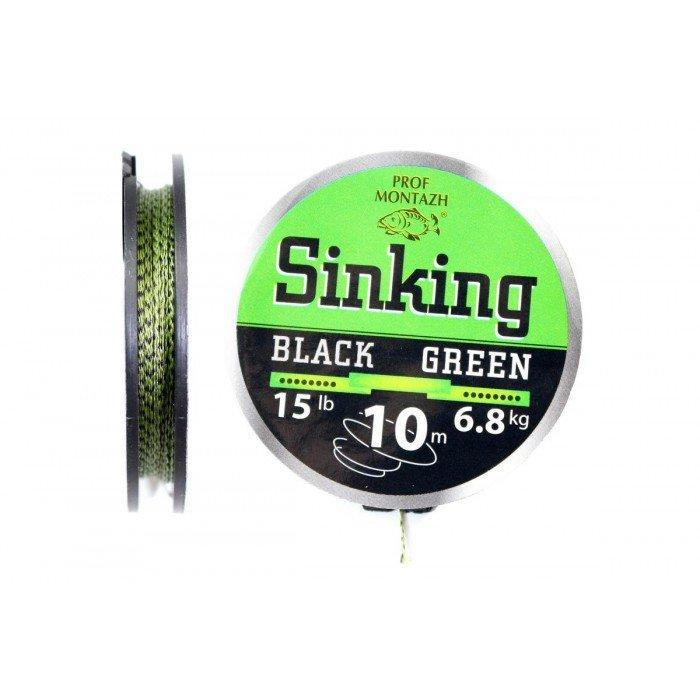 Поводочний матеріал Black Green 11,4 кг