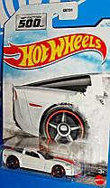 Базовая машинка Hot Wheels Corvette Z06