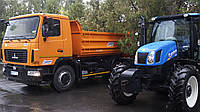 Тракторист-машиніст сільськогосподарського виробництва  категорія А1, А2, фото 1
