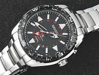 Seiko Prospex Landmaster Kinetic GMT-SUN049P1