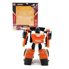"""Трансформер """"Tobot"""", оранжевый"""