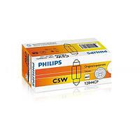 Автолампа Philips (C5W 12V 5W)