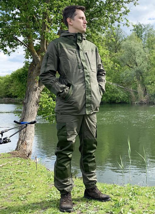 """Костюм для риболовлі та полювання Mavens """"Гірка Дарк"""", камуфляж, розмір 58 (014-0002)"""