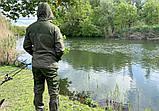 """Костюм для риболовлі та полювання Mavens """"Гірка Дарк"""", камуфляж, розмір 58 (014-0002), фото 2"""
