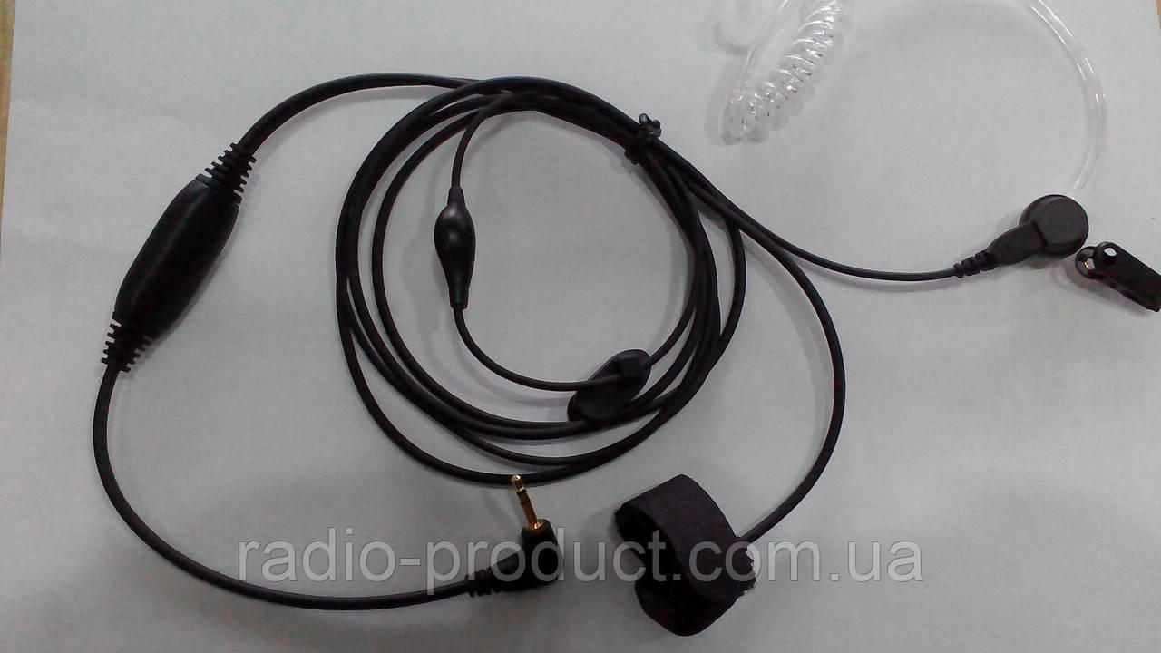 Гарнитура скрытоносимая для радиостанций Motorola TLKR