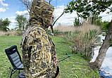 """Костюм для риболовлі та полювання Mavens """"Очерет"""", камуфляж, розмір 56 (014-0003), фото 2"""