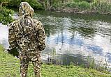 """Костюм для риболовлі та полювання Mavens """"Очерет"""", камуфляж, розмір 56 (014-0003), фото 3"""