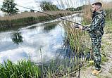 """Костюм для рыбалки и охоты Mavens """"Дуб"""", камуфляж, размер 54 (014-0005), фото 2"""