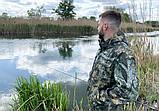 """Костюм для рыбалки и охоты Mavens """"Дуб"""", камуфляж, размер 58 (014-0005), фото 3"""