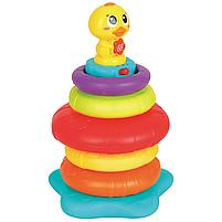 Музыкальная пирамидка Hola Toys Уточка, фото 2