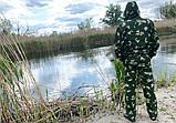 """Костюм для риболовлі та полювання Mavens """"Береза"""", камуфляж, розмір 56 (014-0010), фото 2"""