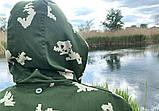"""Костюм для риболовлі та полювання Mavens """"Береза"""", камуфляж, розмір 56 (014-0010), фото 3"""