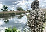 """Костюм для рыбалки и охоты Mavens """"Пиксель Лайт"""", камуфляж, размер 56 (014-0011), фото 3"""