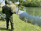 """Костюм для риболовлі та полювання Mavens """"Нефрит Хакі"""", камуфляж, розмір 52 (014-0012)), фото 2"""