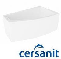 Ванна 150х90 см правая Cersanit LORENA акриловая асимметричная