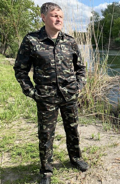 """Камуфляжный костюм Mavens """"Украина"""", для охоты и рыбалки, размер 48 (014-0015)"""