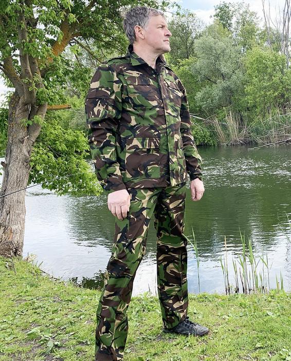 """Камуфляжный костюм Mavens """"Британия"""", для охоты и рыбалки, размер 46 (014-0021)"""