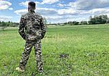 """Военная форма с шевронами Mavens """"Пиксель"""", камуфляж, размер 62 (014-0030), фото 2"""