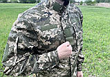"""Военная форма с шевронами Mavens """"Пиксель"""", камуфляж, размер 62 (014-0030), фото 3"""