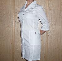 Халат медицинский женский р.р 40-54 габардин