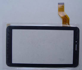 Сенсор Тачскрин Digma Optima 7.4 3G TT7024M (Черный)