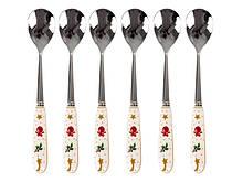 Набор чайных ложек Lefard Рождественская коллекция 15 см 943-188