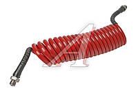 Шланг воздушный витой тягач-прицеп m16x1.5 3.5м schwarzmueller