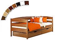 Дитяче ліжко з натуральної деревини буку Нота Плюс Естелла, фото 1