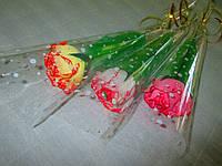 Конфетный цветок роза