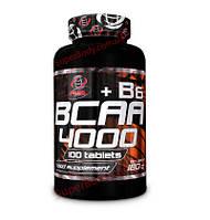 AllSports Labs - BCAA 4000 +B6 100 tabl (4000 mg/serving)