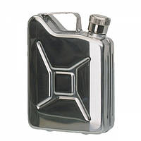 """Фляга MIL-TEC Stainless Steel """"Jerry Can"""" Flask 170 ml"""