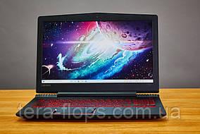 """Ноутбук Lenovo Legion 80WK 15.6"""" i5 7300HQ RAM 12GB SSD M.2 120GB HHD 1TB GTX 1050 4GB (Y520-15IKBN) Б/У"""