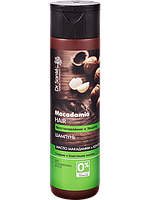 Шампунь Dr.Sante для ослабленных волос Macadamia Hair 250мл