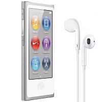 Mp3 плеер Apple iPod Nano 7Gen 16GB Silver (MD480QB/A)