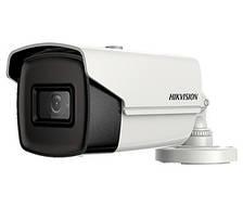 8Мп TVI / AHD / CVI / CVBS відеокамера Hikvision DS-2CE16U1T-IT3F (3.6 ММ)