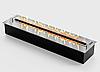 Биокамин автоматический GLOSS FIRE DALEX 800 - steel, фото 4