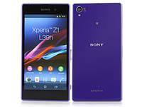 Оригинальный смартфон Sony Xperia Z1 L39H purple
