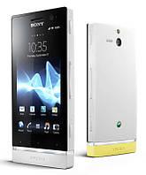 Оригинальный смартфон Sony Xperia U ST25i white