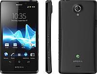 Оригинальный смартфон Sony Xperia T LT30p Black