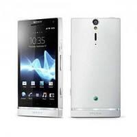 Оригинальный смартфон Sony xperia s lt26i silver