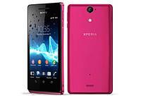Оригинальный смартфон Sony xperia s lt26i pink