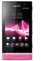 Оригинальный смартфон Sony Xperia P LT22i pink