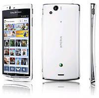 Оригинальный смартфон Sony Ericsson Xperia Arc S LT18i white