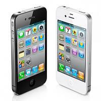Оригинальный смартфон Apple iphone 4 32Gb black
