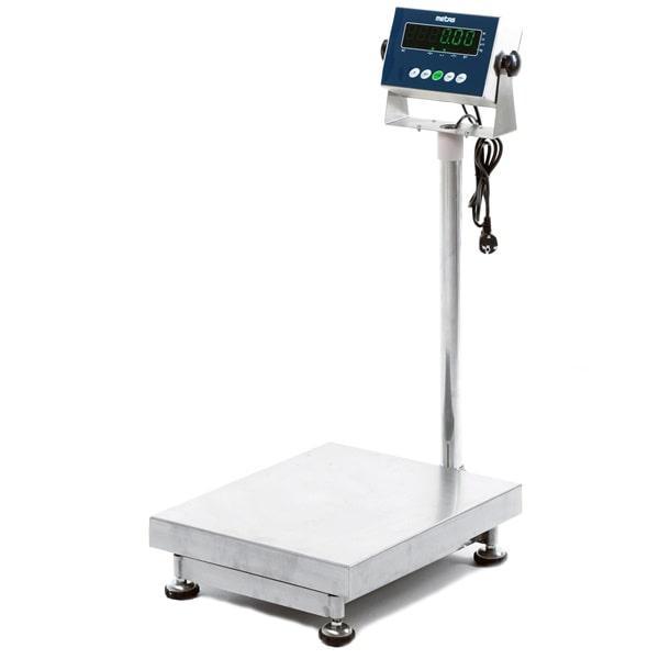 Весы товарные Metas МП-200-1 B19S (400x400) 200 кг