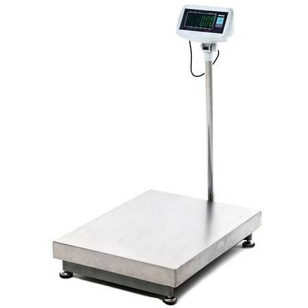 Весы товарные Metas МП-200-1 B20 (400x500) 200 кг, фото 2